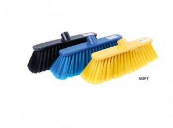 Economy Broom Head 12'' Soft