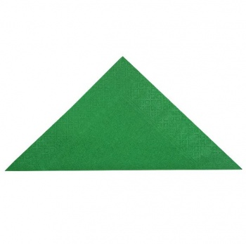 Dark Green 3ply Napkins