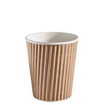 Ripple Wrap Hot Drink Cups