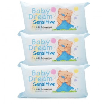 Baby Dream Baby Wipes