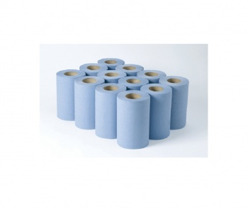 Blue Mini Centrefeed 1ply 120m