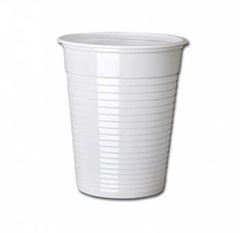 7oz Plastic Cold Drinking Cup