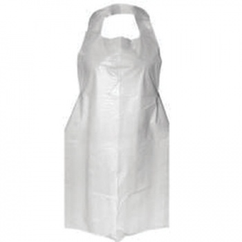 Disposable White Aprons (100pk)