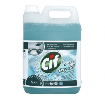 Cif Oxygel All Purpose Cleaner 2 x 5ltr