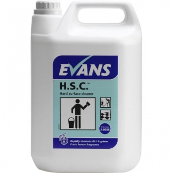 H.S.C. Hard Surface Cleaner