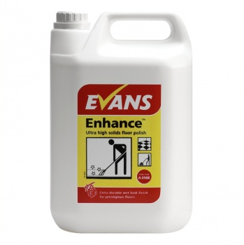 Evans Enhance Floor Polish 5ltr