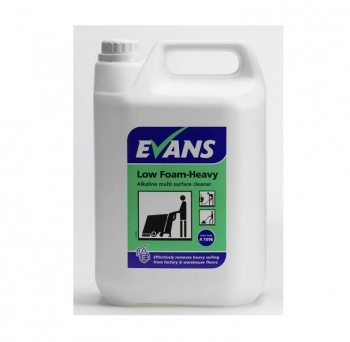 Evans Low Foam Heavy Cleaner 5ltr