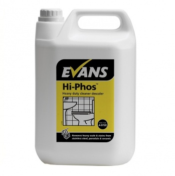 Hi Phos Heavy Duty Toilet Cleaner