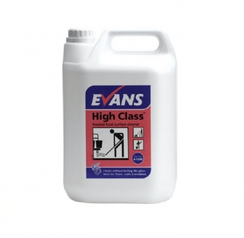 Evans High Class Surface Cleaner 5ltr