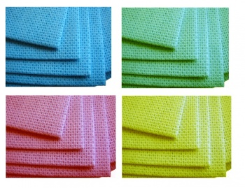 Lavette Type Cleaning Cloth