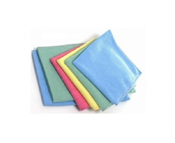 Microfibre Cleaning Cloths 10pk
