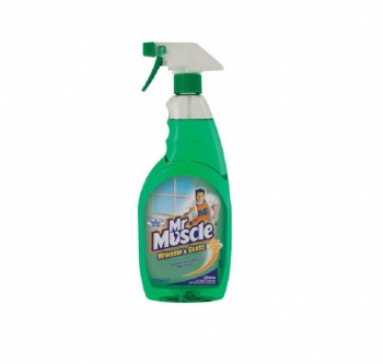 Mr Muscle Glass Cleaner 6 x 750ml