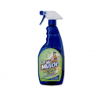 Mr Muscle All Purpose Cleaner 6 x 750ml