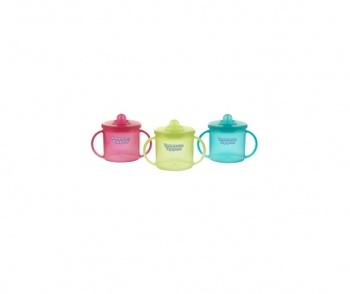 Tommee Tippee First Cup 4pk