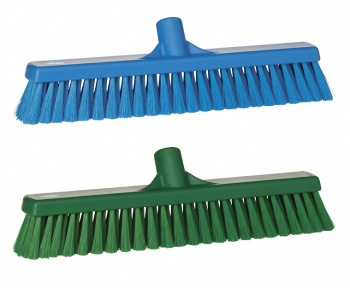 Hygiene Broom 16'' Soft