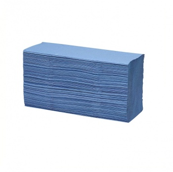 Blue C Fold Hand Towels 1ply