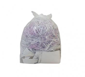 200 Medium Duty Clear Refuse Sacks