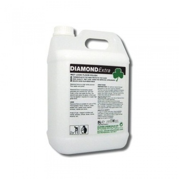 Diamond Extra Wet Look Floor Polish