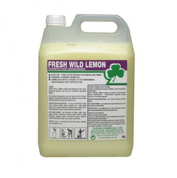Fresh Wild Lemon Cleaner & Disinfectant