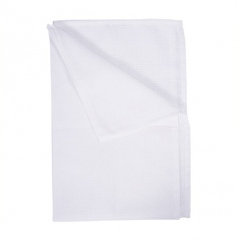 White Honeycomb Waiters Cloth 10pk