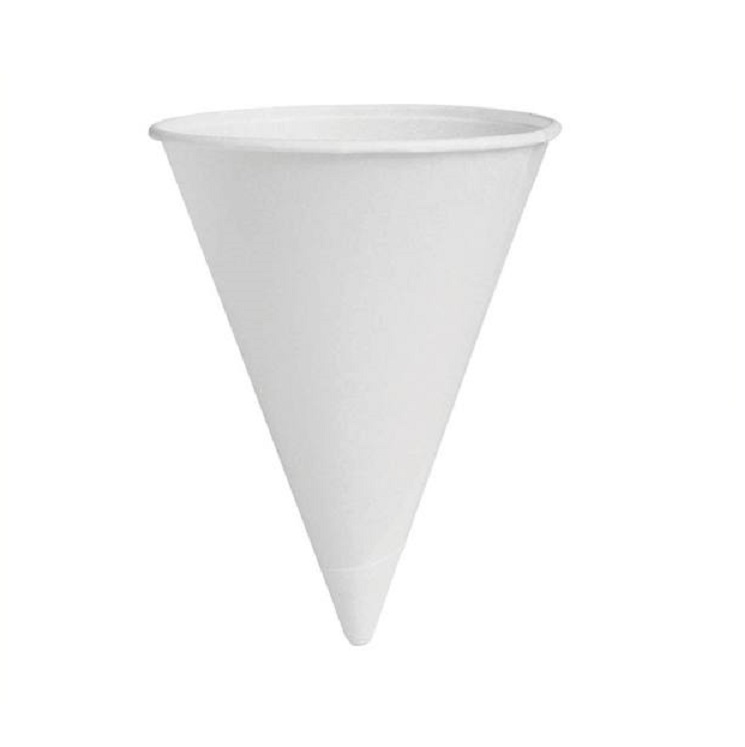 4oz Drinking Cone Cups