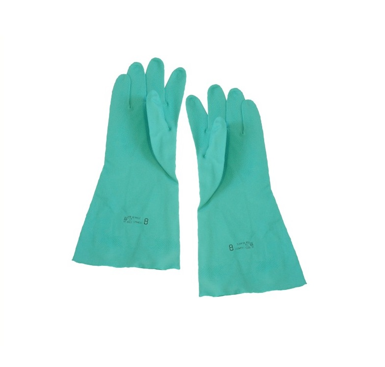 Nitrile Flock Lined Gloves