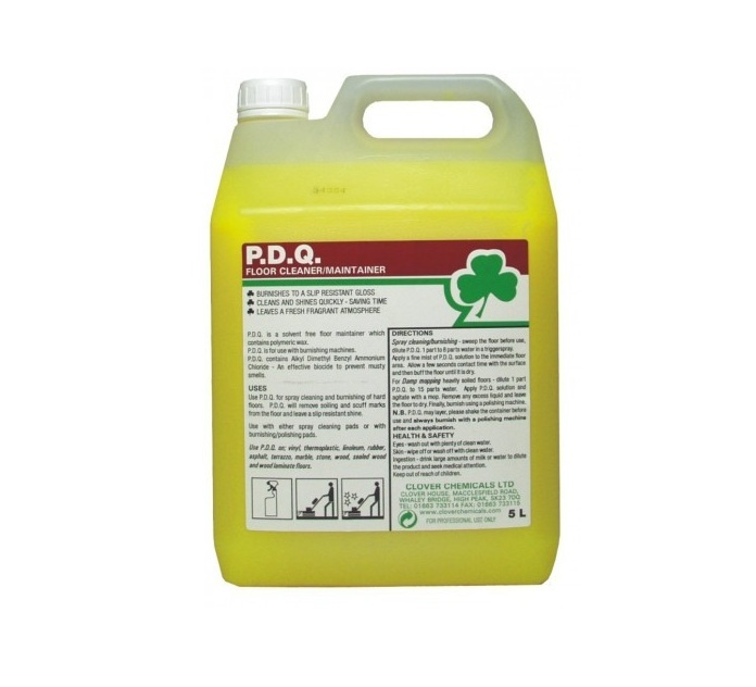 Pdq Floor Cleaner Maintainer