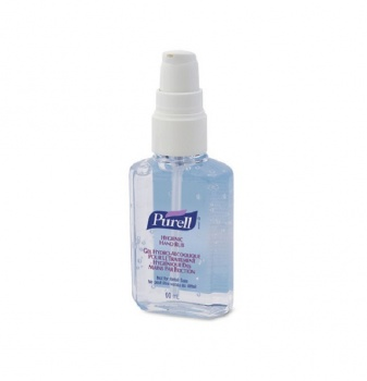 Purell 60ml Pump Bottle Hand Sanitizer 24pk